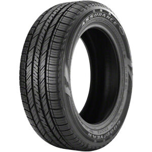 2 New Goodyear Assurance Fuel Max 205 60r16 Tires 2056016 205 60 16