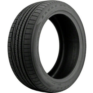 1 New Goodyear Eagle Rs A2 P245 45r19 Tires 45r 19 245 45 19