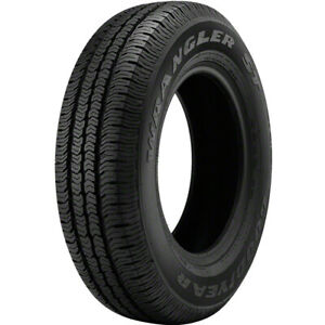 4 New Goodyear Wrangler St P225 75r16 Tires 75r 16 225 75 16