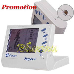 Dental Apex Locator Denjoy Joypex 5 Endodontic Root Canal Finder Equipment J5