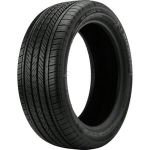 1 New Michelin Pilot Mxm4 235 55r17 Tires 55r 17 235 55 17