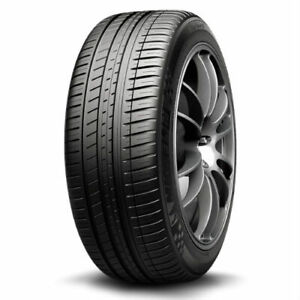 1 New Michelin Pilot Sport 3 255 40zr18 Tires 2554018 255 40 18