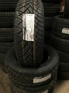 4 New Nitto Nt420s 275 55r20 Tires 55r 20 275 55 20