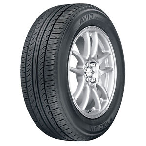 4 New Yokohama Avid Touring s P195 65r15 Tires 1956515 195 65 15