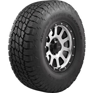 4 New Nitto Terra Grappler 255 70r17 Tires 70r 17 255 70 17