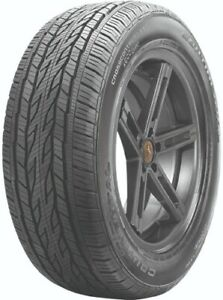 4 New Continental Crosscontact Lx20 P255 55r18 Tires 2555518 255 55 18