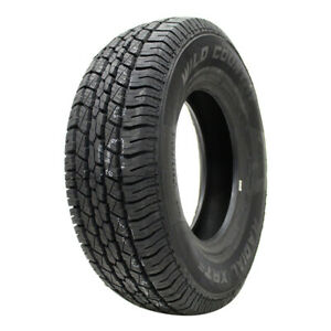 1 New Multi mile Wild Country Xrt Iii 245x75r16 Tires 75r 16 245 75 16