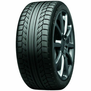 1 New Bfgoodrich G force Sport Comp 2 235 45r17 Tires 2354517 235 45 17