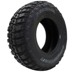 4 New Federal Couragia M t Lt33x12 50r20 Tires 33125020 33 12 50 20