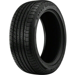 2 New Goodyear Eagle Sport All season 235 45r17 Tires 2354517 235 45 17