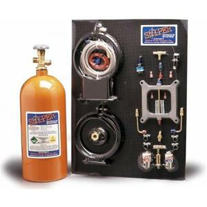 Nos Nitrous Oxide Injection System Kit 07004nos