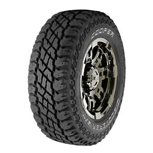 2 New Cooper Discoverer S T Maxx 255x85r16 Tires 2558516 255 85 16