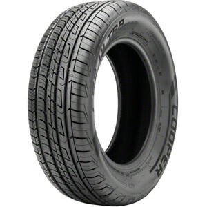 1 New Cooper Cs5 Ultra Touring 225 50r17 Tires 50r 17 225 50 17