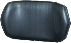 Amss7061 Large Backrest Cushion Black Vinyl For Case 770 870 970 Tractors