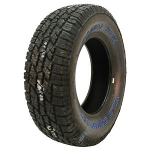 1 New Multi mile Wild Country Xtx Sport 285 70r17 Tires 2857017 285 70 17