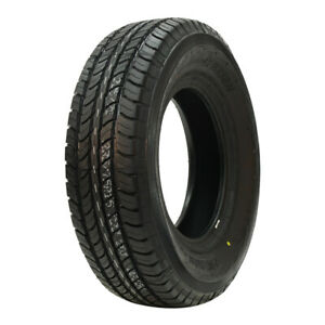 2 New Fuzion Suv P265 75r16 Tires 2657516 265 75 16