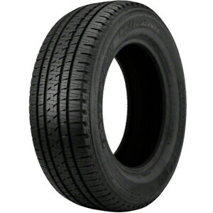 2 New Bridgestone Dueler H L Alenza Plus 265 70r16 Tires 2657016 265 70 16