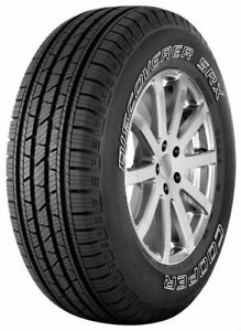 4 New Cooper Discoverer Srx 255 55r20 Tires 2555520 255 55 20