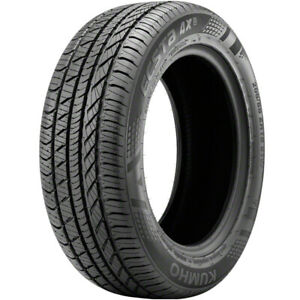 2 New Kumho Ecsta 4x Ii Ku22 255 35zr19 Tires 35zr 19 255 35 19