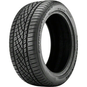 2 New Continental Extremecontact Dws06 245 40zr18 Tires 2454018 245 40 18