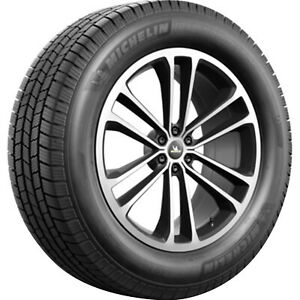 2 New Michelin Defender Ltx M s 205x65r15 Tires 2056515 205 65 15