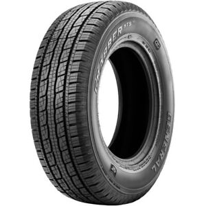 4 New General Grabber Hts60 Lt245x75r17 Tires 75r 17 245 75 17
