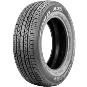 1 New Toyo Open Country A25a P235 65r18 Tires 65r 18 235 65 18