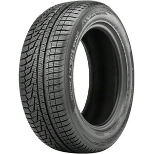 2 New Hankook Winter I cept Evo2 w320 215 45r17 Tires 45r 17 215 45 17