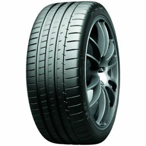 1 New Michelin Pilot Super Sport 255 40r18 Tires 40r 18 255 40 18