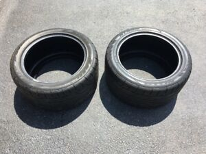 4 New Nitto Nt555 G2 295 40zr18 Tires 40zr 18 295 40 18