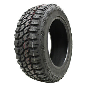 4 New Thunderer Trac Grip M t R408 Lt265x70r17 Tires 2657017 265 70 17