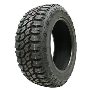 4 New Thunderer Trac Grip M T R408 Lt295x70r17 Tires 2957017 295 70 17