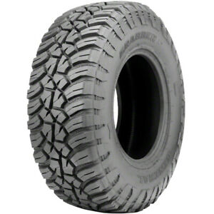 4 New General Grabber X3 Lt265x75r16 Tires 2657516 265 75 16