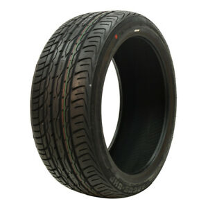2 New Zenna Argus uhp P255 30r24 Tires 2553024 255 30 24