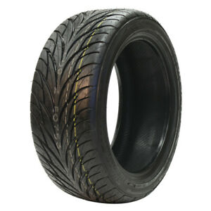 1 New Federal Ss595 P255 40r18 Tires 40r 18 255 40 18
