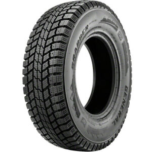 1 New General Grabber Arctic Lt Lt265x70r17 Tires 70r 17 265 70 17