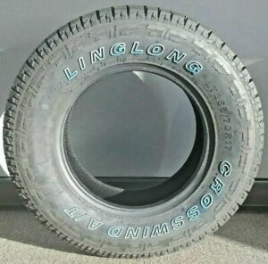 1 New Crosswind A T 235x75r15 Tires 75r 15 235 75 15