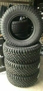 4 New Atturo Trail Blade X t Lt35x12 50r17 Tires 35125017 35 12 50 17