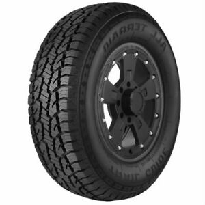 4 New Multi Mile Trail Guide All Terrain P275 65r18 Tires 2756518 275 65 18