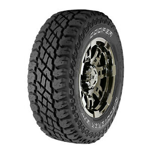 4 New Cooper Discoverer S T Maxx 265x70r16 Tires 2657016 265 70 16