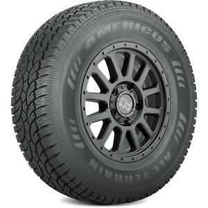 4 New Americus Ranger At 235x75r15 Tires 2357515 235 75 15