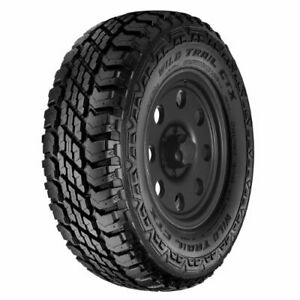 4 New Eldorado Wild Trail Ctx Lt275x65r18 Tires 2756518 275 65 18