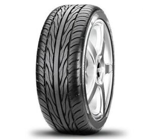 4 New Presa Psas1 P235 50r17 Tires 50r 17 235 50 17