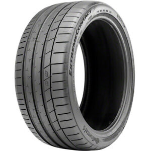 1 New Continental Extremecontact Sport P215 45r17 Tires 2154517 215 45 17