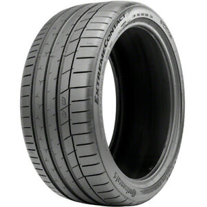 4 New Continental Extremecontact Sport P215 45r17 Tires 2154517 215 45 17