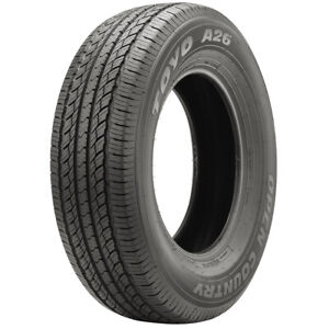 4 New Toyo Open Country A26 P265 70r18 Tires 2657018 265 70 18