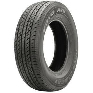 2 New Toyo Open Country A26 P265 70r18 Tires 2657018 265 70 18