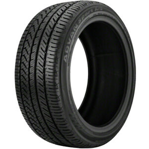 1 New Yokohama Advan Sport A S P215 45r18 Tires 45r 18 215 45 18
