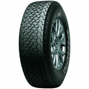 2 New Bfgoodrich Rugged Trail T a Lt265x70r17 Tires 2657017 265 70 17