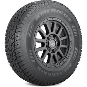 4 New Americus Ranger At Lt35x12 50r17 Tires 35125017 35 12 50 17